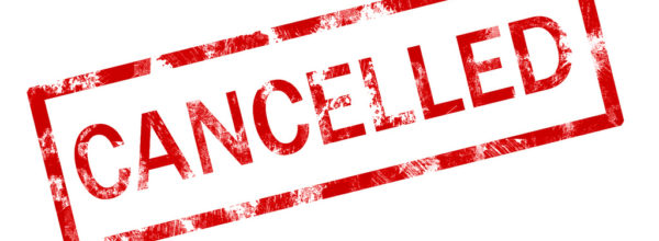 Mandatory Water Conservation Notice – CANCELLATION