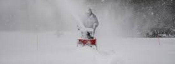 2017 Reminder – Snow Removal