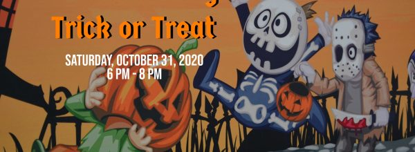 Bedford Borough Trick or Treat – October 31, 2020, 6 pm – 8 pm