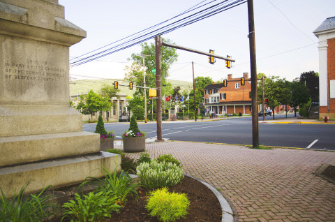 Downtown Bedford