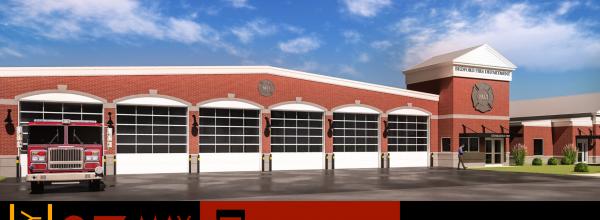 Bedford Fire Department No. 1 Groundbreaking Ceremony