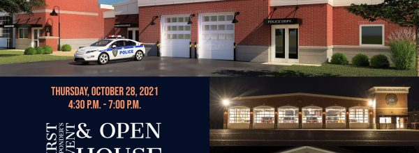 First Responder's Event & Open House